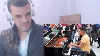 REACTION: Tokio Myers | London Tune   Piano ❤️