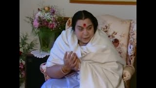 Shri Mataji with ABC TV thumbnail