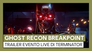 Trailer Evento Terminator - SUB ITA
