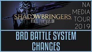 ffxiv shadowbringers bard changes - TH-Clip