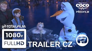 Ledové království: Vánoce s Olafem (2018) CZ dabing HD trailer