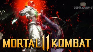 "Lord Dracula With The Sick Brutality! - Mortal Kombat 11: ""Raiden"" Gameplay"