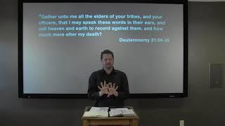 Studies in John - #35: Moses the Accuser