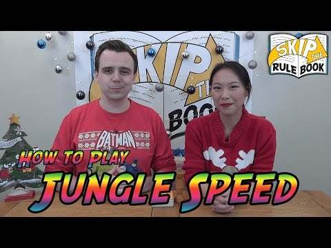 Jungle Speed - How to Play (Skip the Rulebook)