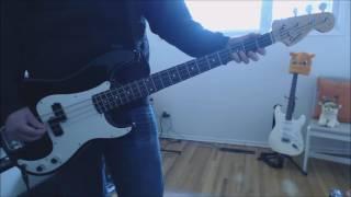 Jonezetta - Welcome Home Bass Cover