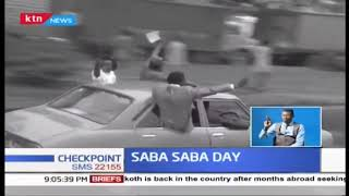 Civil Society groups mark Saba Saba day