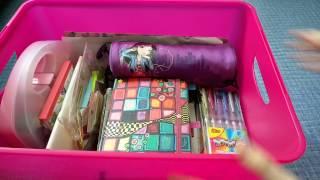 Коробка для личного дневника|ЛД|Творчество|Канцелярия