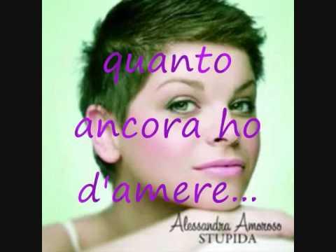 Significato della canzone Immobile di Alessandra Amoroso