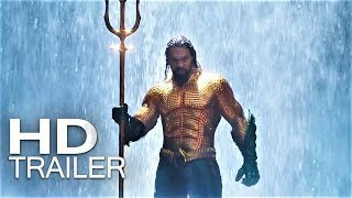 AQUAMAN | Trailer #2 Estendido (2018) Legendado HD