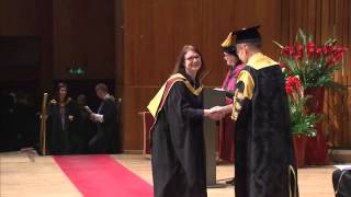 preview picture of video 'City University London - Human-Centred Systems - Graduation ceremony 2015'