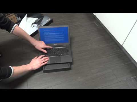 Unboxing ASUS ZENBOOK UX305LA-FC006T