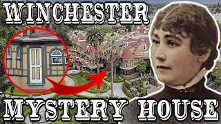 Winchester Mystery House and its Never-Ending Puzzles