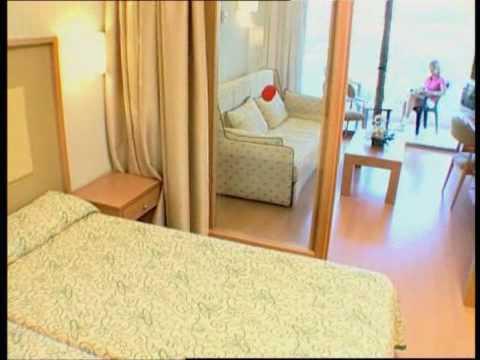 Hotel Evenia Olympic Suites & SPA, Lloret de Mar, Costa Brava, Spain