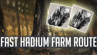 How to Farm Hadium Flakes Fast! For Touch of Malice  Swords (The Taken King, Dreadnaught)
