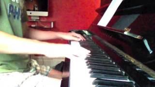 Joy Division / Disorder / Piano cover