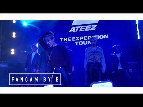 ATEEZ (에이티즈) - The Expedition Tour In USA: Desire [FULL/4K]