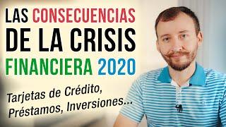 Video: Las Consecuencias De La Crisis Financiera 2020