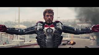 Iron Man - Super Fade - Marvel Edit