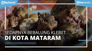 Mencicipi Sedapnya Bebalung Klebet di Kota Mataram, Lombok