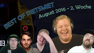 BEST OF PIETSMIET [FullHD|60fps] - August 2016 - 2. Woche