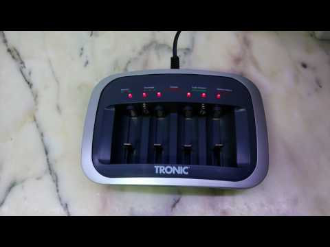 TRONIC - Universal Battery Charger - TLG 500 B1 - LIDL