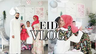 EID- AL- ADHA FAMILY VLOG Finally..... *BIG SUPRISE*