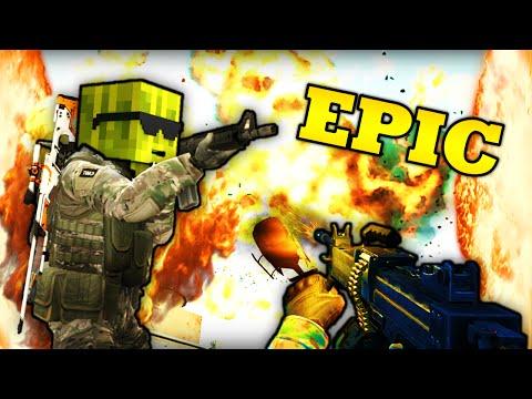 Download EPIC CSGO Adventure In Full HD Mp GP Video And MP File - Minecraft utopia spielen