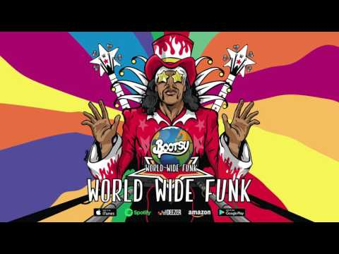 Bootsy Collins - World Wide Funk (World Wide Funk) 2017