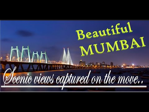 THE BEAUTY OF MUMBAI CITY | A Top Travel Video | Mumbai City Tour