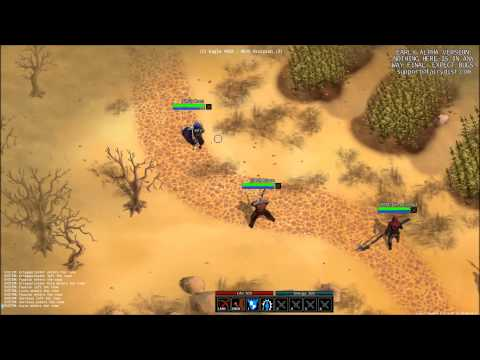 Alpha PvP Gameplay - July 2014