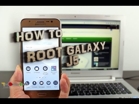 root j500fn
