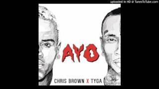Chris Brown Feat. Tyga - Ayo (Acapella)