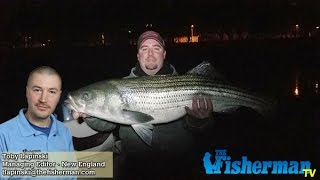 March 2, 2017 New England Fishing Report with Toby Lapinski