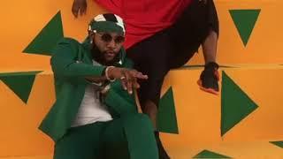 Watch: Kcee Feat. Timaya   Erima (Video Making)