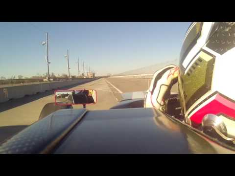 F4 US Rookie Jacob Abel Pushes Limits in NOLA Test- Onboard