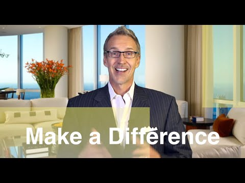 Make a Difference - Las Vegas Keynote Speaker Dan Lier