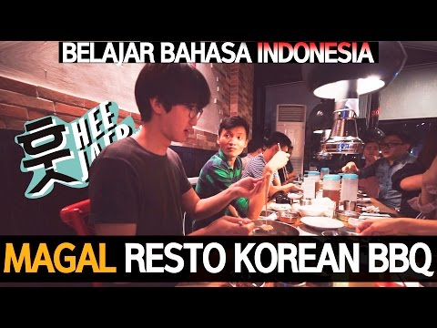Video [Korean VLOG] Magal Resto Korean BBQ!! 수라바야 마갈, 마포갈매기 [SURABAYA, INDONESIA] with a7s, mavic