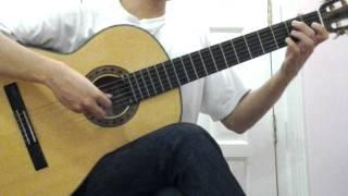 Disney - Cinderella - So This Is Love (Solo Guitar)