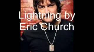 Lightning by Eric Church