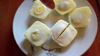 """Готовим в пароварке """"квадратные яйца"""" ))"""