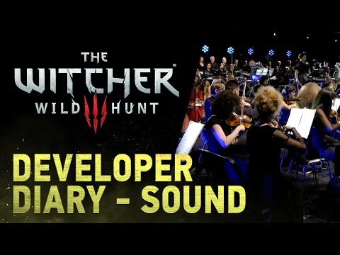 The Witcher 3: Wild Hunt || Creating the sound thumbnail
