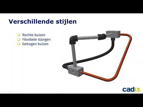 Webinar: Toepassen nieuwe Inventor features in de module Tube & Pipe