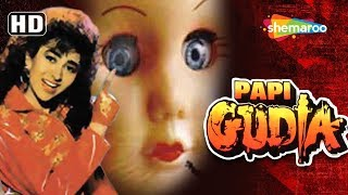 Papi Gudia - Hindi Horror Full Movie in 15mins - Karishma Kapoor | Shakti Kapoor