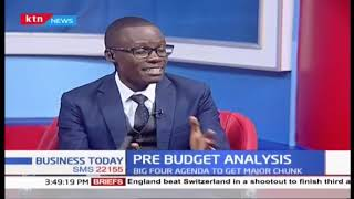 Food security: How much is being located on food during budget allocation?