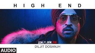Gambar cover High End Full Audio Song | CON.FI.DEN.TIAL | Diljit Dosanjh | Song 2018