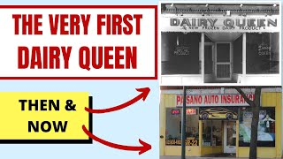 The Very First Dairy Queen Location | Where Soft Serve Ice Cream Began