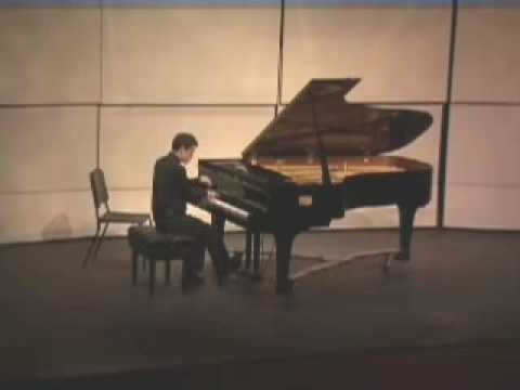 Prokofiev: 7th Piano Sonata, Mvt. 3
