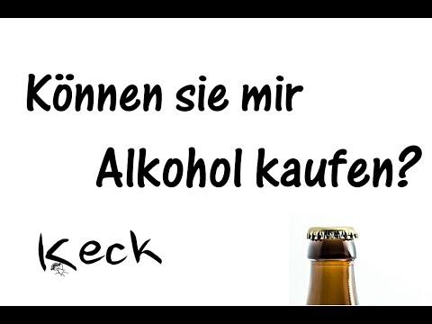 Die Verschwörung vom Alkohol von der Alten