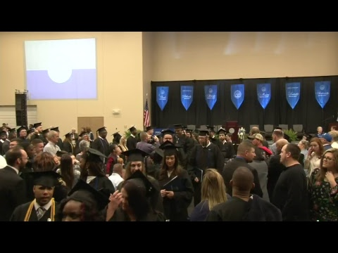 Ohio Christian University - Commencement 2018 - 3pm pt.2