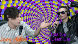 Joey Halter & ToM Cat talk about Society Shifts & Hair on PIXELATED SOMETHING CONTRAPTION